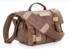 SLR Camera Canvas shoulder bag