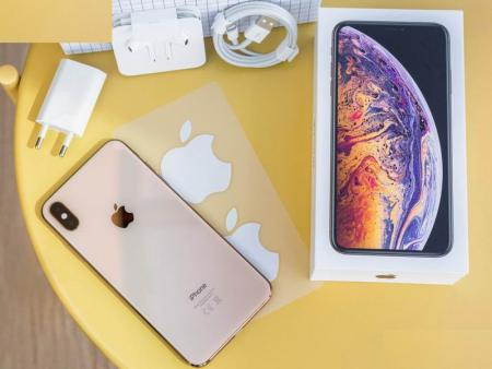 Apple iPhone XS Max 6.5 inch OLED Display 4G LTE Original Smart Phone 4GB RAM 64gb/256gb/512gb ROM A12 IOS13 Smartphone iPhone refurbished hongkong supply china supply