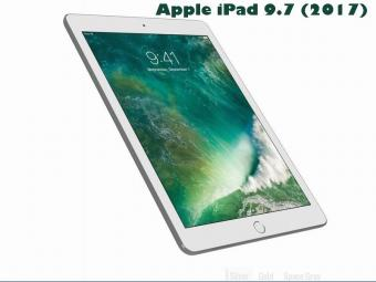 apple iPad 5th