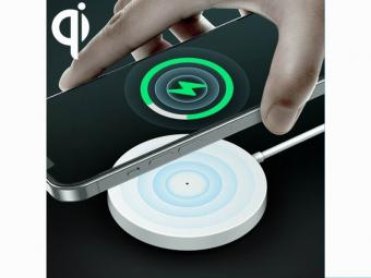 Magnetic Wireless Fast Charge Charger
